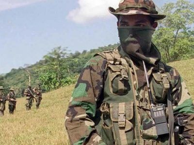 El preocupante mapa de la presencia de paramilitares en Colombia
