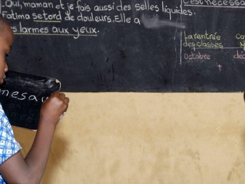 Pobreza: Monseñor Auza llama a la participación en educación, salud y nutrición