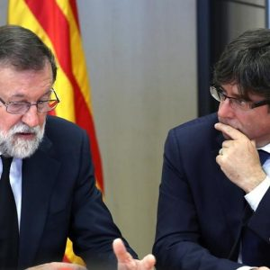 Gobierno español y Cataluña: callar cuando es el momento de hablar