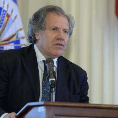 Mensaje del Secretario General de la OEA sobre Venezuela