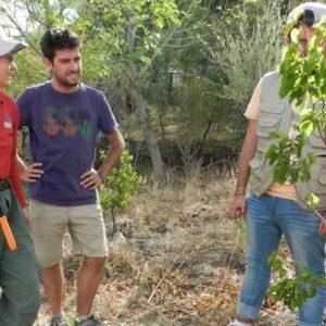 Caritas Chile se capacita en prevención de incendios forestales y cuidado del medioambiente en Bolivia