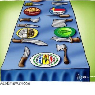 Venezuela: todos contra la MUD