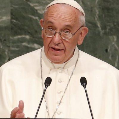 Determinación del Papa Francisco para un mundo sin armas nucleares