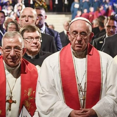 Luteranos y católicos firman Declaración conjunta a los 500 años de la Reforma