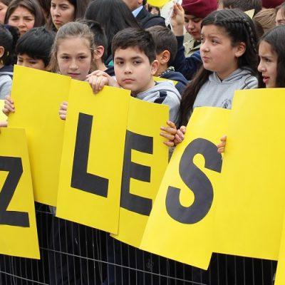 Visita del Papa a Chile: con gran éxito se realizó la Fiesta por la Paz y la Alegría en Talagante
