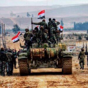 El Isis derrotado una vez más en Siria