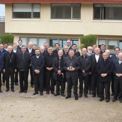Obispos invitan a disponer el corazón para recibir al Papa Francisco
