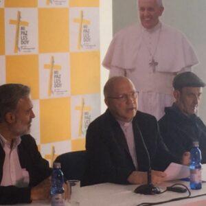 """Monseñor Ramos: """"La apretada agenda expresa el cariño que tiene el Papa por Chile"""""""
