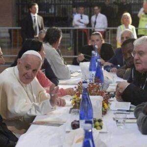 Día Mundial de los Pobres: 4 mil personas pobres alrededor del Papa