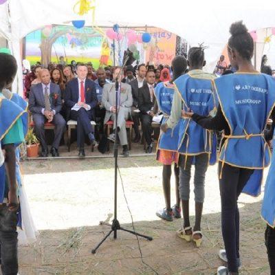 Etiopía: Servicio Jesuita a Refugiados inaugura Centro de Protección de la Infancia