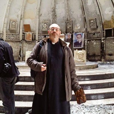 """Padre Luis Montes: """"Muchos cristianos en Irak perdieron todo"""""""
