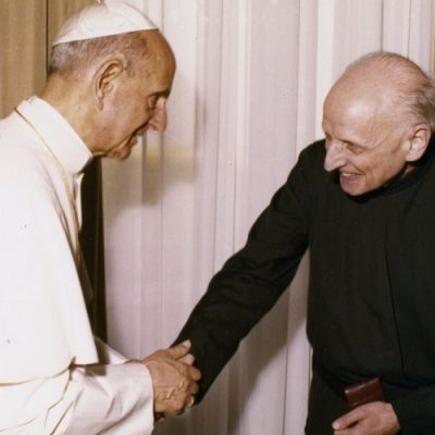 El legado del padre Arrupe en la actual crisis de solidaridad
