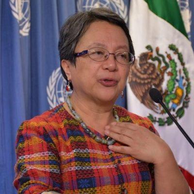 En México hay mucha desprotección de los derechos indígenas