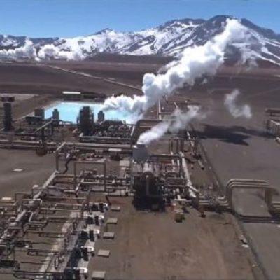 Funciona en Chile la primera planta geotérmica de Sudamérica