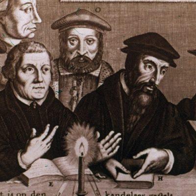A 500 años de la Reforma Luterana: hacia la unidad de los creyentes en Jesús