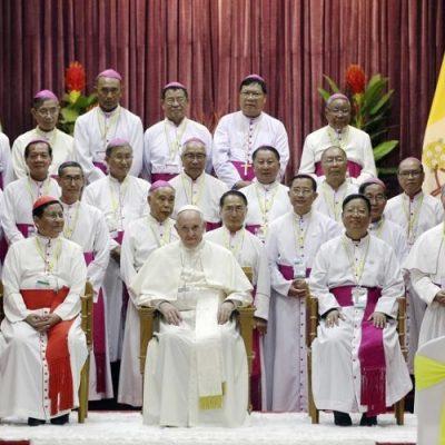 Pastores constructores de paz y unidad