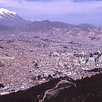 Bolivia: el país que más crece en la región