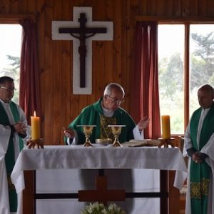 Nuncio Apostólico presidió eucaristía inaugural de 114 Asamblea plenaria de obispos