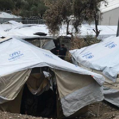Grecia: solicitantes de asilo en condiciones pésimas en las islas