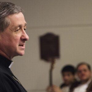 """Blase Cupich: """"No somos una Iglesia de preservación, sino una Iglesia de proclamación"""""""