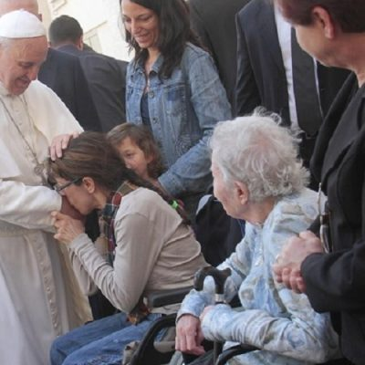 Mensaje del Papa para la Jornada Mundial del Enfermo 2018