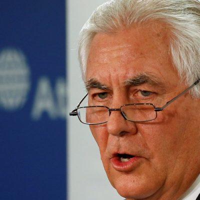 """Estados Unidos ofrece a Corea del Norte dialogar """"sin condiciones"""""""