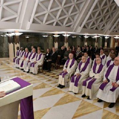 Homilía del Papa: San José, el hombre de la obediencia silenciosa