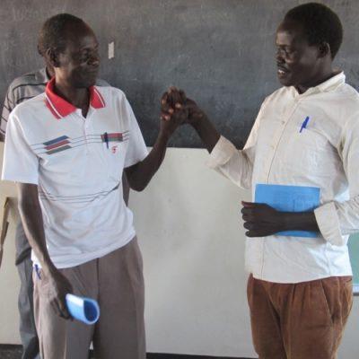 Uganda: la consolidación de la paz une a refugiados y comunidades de acogida