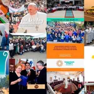 El año 2017 en la vida de la Iglesia en Chile