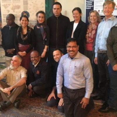 Unión de acción por el clima para el hogar común: Declaración de Ecojesuit en Bonn, COP23