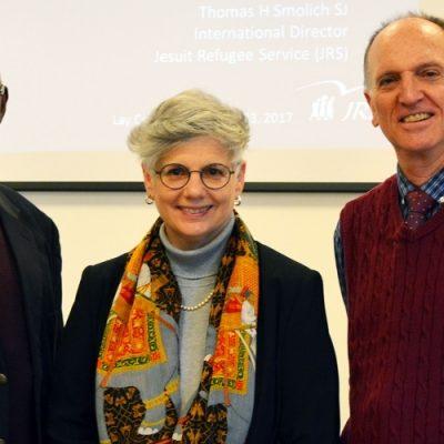 Director Internacional del Servicio Jesuita a Refugiados habla sobre las periferias en nuestras ciudades