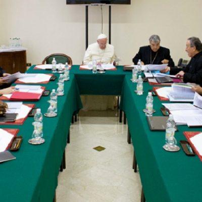 El Consejo de Cardenales, creación del papa Francisco