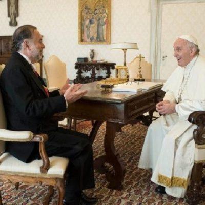 """Embajador de Chile: """"La visita del Papa dará un nuevo impulso al país"""""""