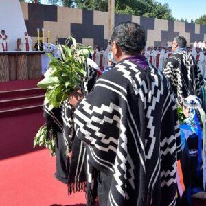 """El Papa por Violeta Parra: """"Arauco tiene una pena que no la puedo callar, son injusticias de siglos que todos ven aplicar"""""""
