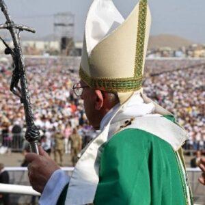 Homilía del Papa en Lima: mirar la ciudad con los ojos de Jesús
