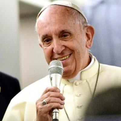 Rueda de prensa del Papa tras su Viaje a Chile y Perú
