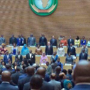 Papa: eliminar el hambre, solidaridad y responsabilidad. Mensaje a la Unión Africana