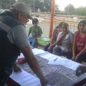 Caritas Chile en pleno desarrollo de prevención comunitaria de incendios forestales