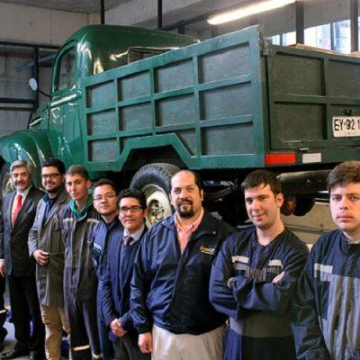 La Camioneta Verde escoltará al Papa Francisco el 16 de enero
