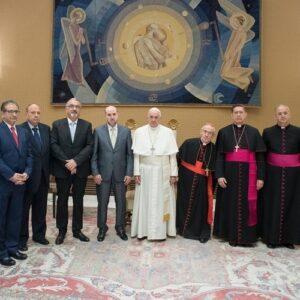 Jerusalén: el encuentro es siempre posible, dice el Cardenal Tauran