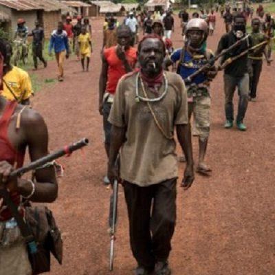 Nueva oleada de violencia en la República Centroafricana