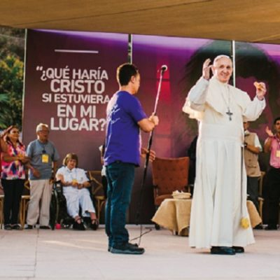 El papa Francisco y el Encuentro con Cristo Pobre