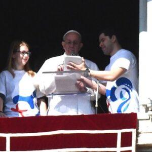 El Papa abrió las inscripciones para la JMJ Panamá 2019