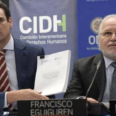 Comisión Interamericana de Derechos Humanos confirma ruptura del orden constitucional en Venezuela