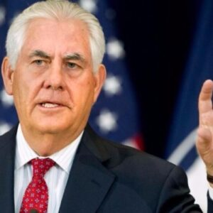 In Tillerson we trust?