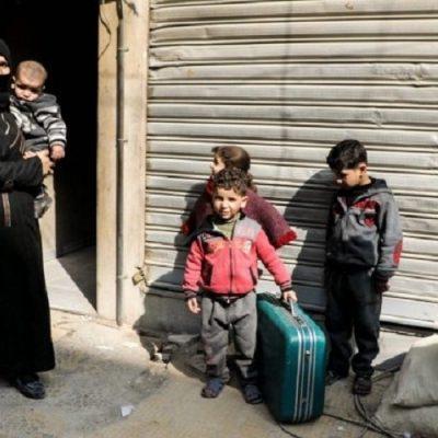 Conflicto en Siria: cada día muere una media de 37 civiles