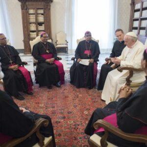 Pakistán: el Papa se encuentra con los obispos en 'Visita ad limina'
