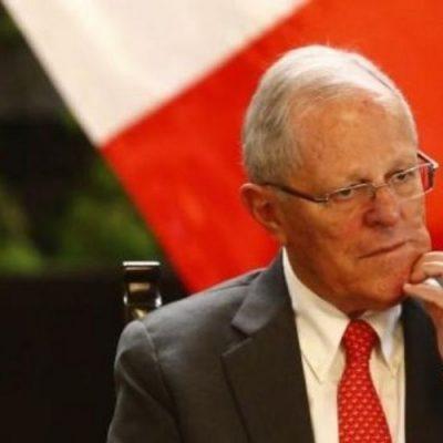El Congreso peruano volverá a debatir la destitución de Kuczynski