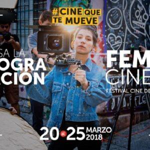Cultura: Ojo con FEMCINE