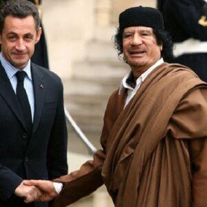 Ex presidente francés Sarkozy declara bajo arresto por financiación ilegal